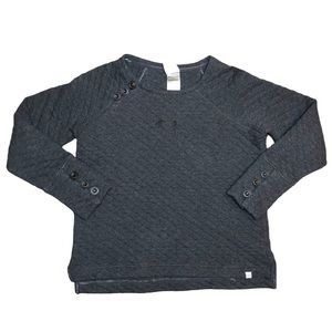 Avalanche Quilted Long Sleeve Shirt